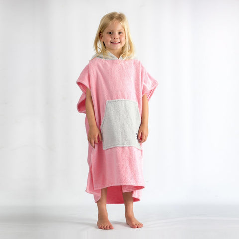 40% OFF Hello Stranger Free Bird Poncho Towel Peach/Pink LAST ONE!