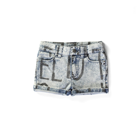 Minti Denim Short - Oh Hello
