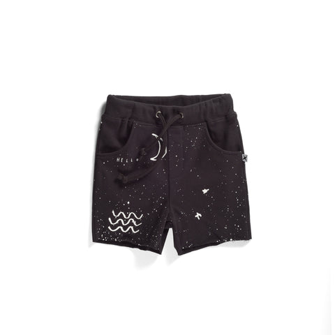 Minti Space Short - Black