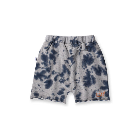 PRE-ORDER Minti Bleached Short Grey/Blue