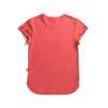 Minti Hello Drop Tee Watermelon Wash