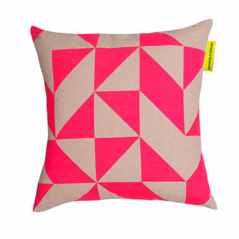 MOD Pink Cushion OVER 70% OFF!
