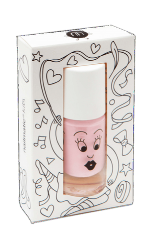 Nailmatic Kids Nail Polish Bella Powder Pink