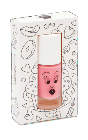 Nailmatic Kids Nail Polish Cookie Pink LAST ONE!