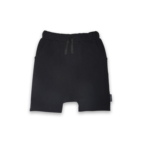 40% OFF Band of Boys Organic Kids Shorts Black