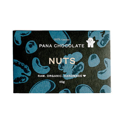 Pana Chocolate - Nuts