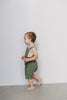 60% OFF Ruffets & Co Billie Shortalls - Khaki LAST PAIR 6-12M