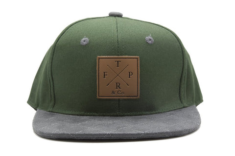 TFPR& Co Snapback Cap | Singapore 30% OFF