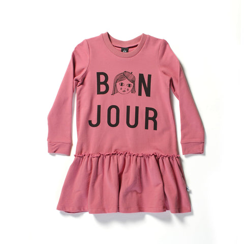 Littlehorn Bonjour Dress Bloom | 40% OFF