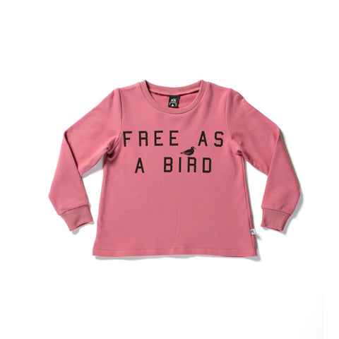 Littlehorn Free As A Bird Sweat Bloom | 50% OFF