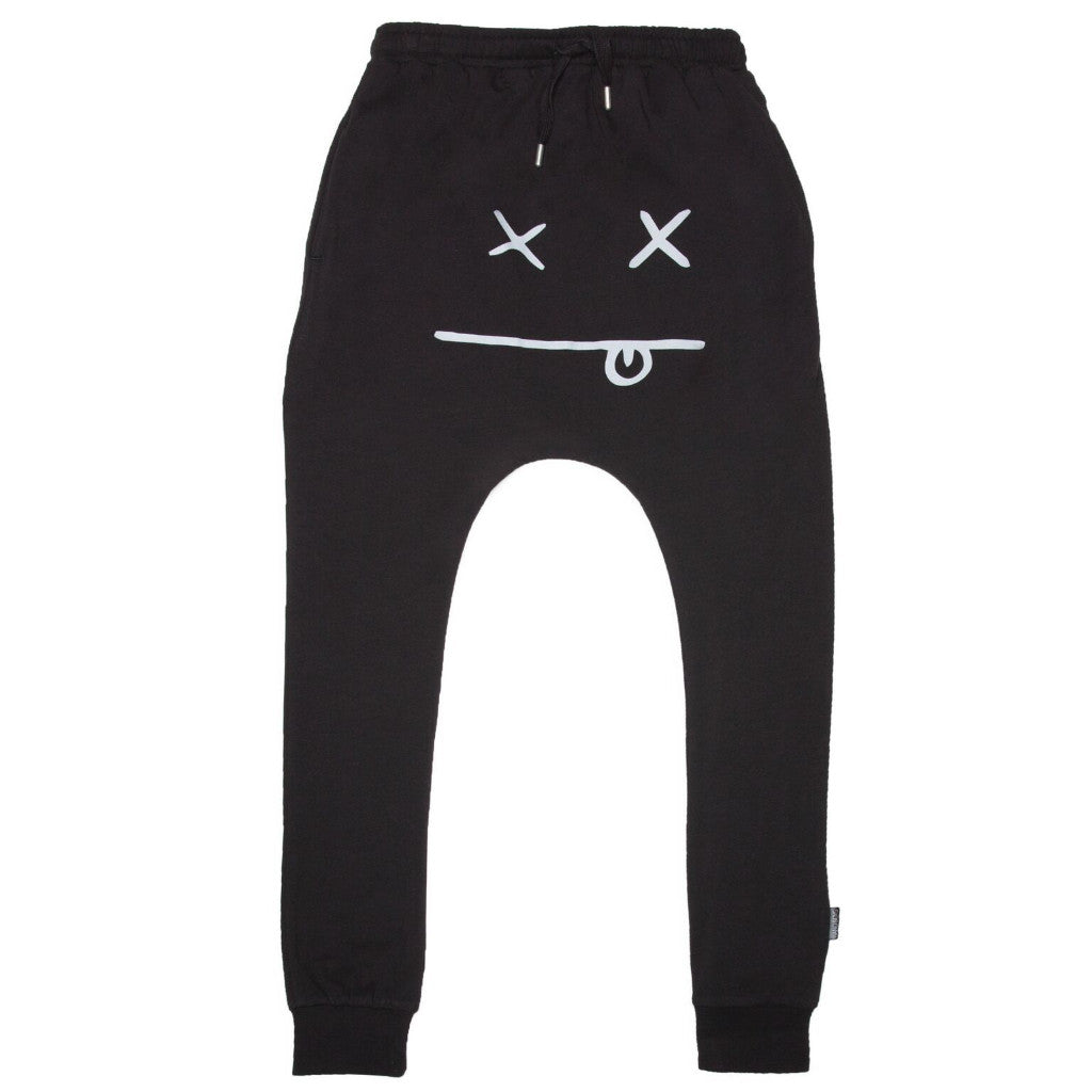Band of Boys Super Slouch Pants Black