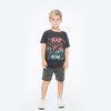 50% OFF Zuttion Rad to the Bone SS Tee Charcoal SIZE 2 & 3