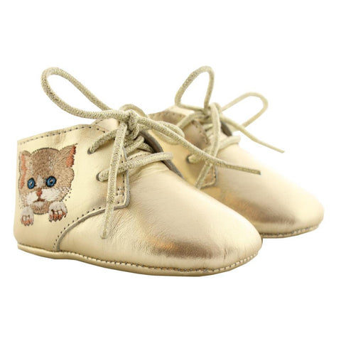 Baby Wilson Lil Biggie Boot Gold