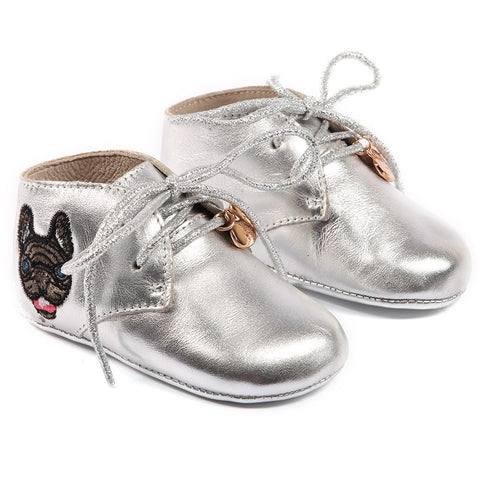 Baby Wilson Lil Syd Boot Silver