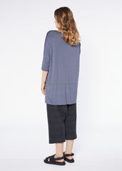 Theory Top - Slate Black