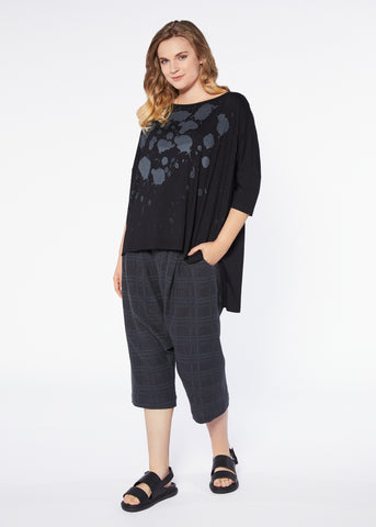 Theory Top - Black Slate
