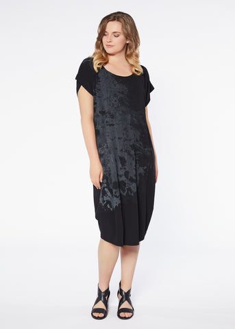 Mercy Dress - Black Slate