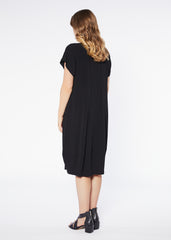 Mercy Dress - Black Vintage