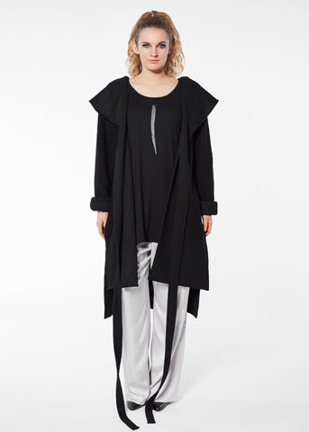 Under Wraps Jacket - Black