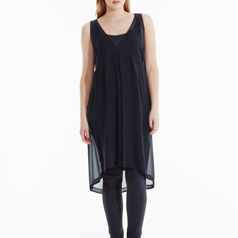 Barely There Dress - Black