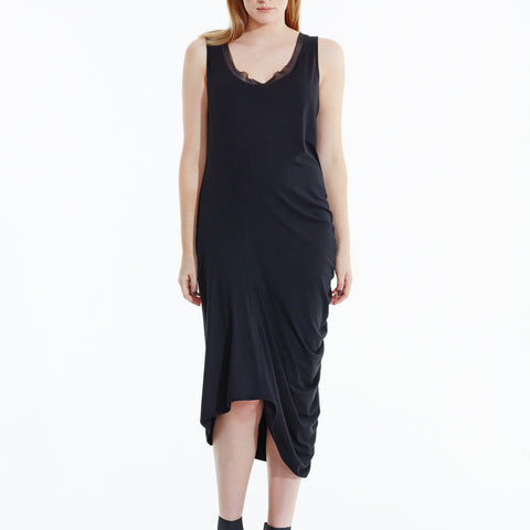 Less is More Dress - Black