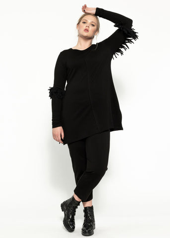 Vine Top - Black
