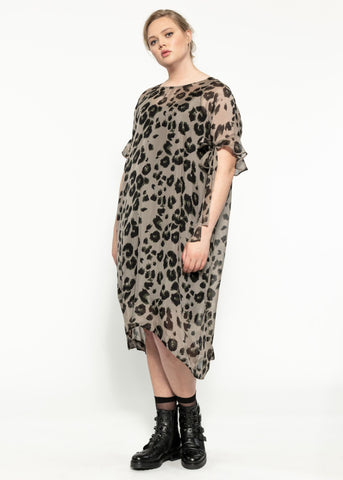 Safari Dress - Quartz