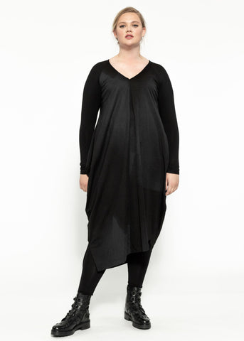 Holly Dress - Black Sulphur