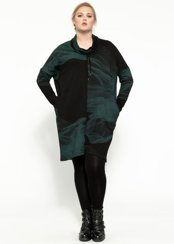 Climate Dress - Black Ivy