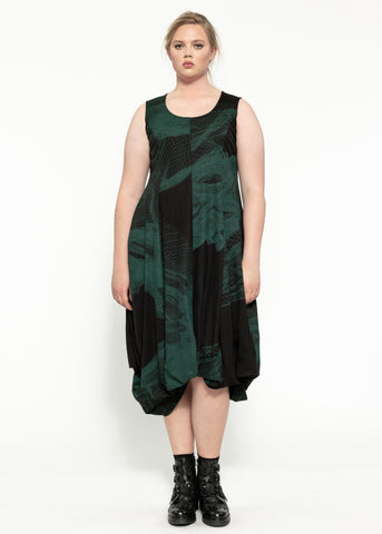 Mineral Dress - Black Ivy