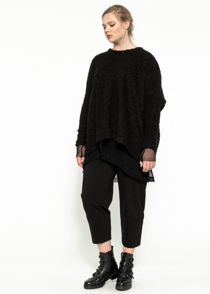 Bramble Top - Black