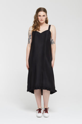 Hush Dress - Black
