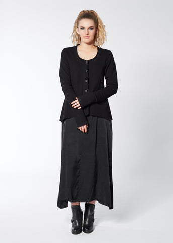 Days Of Glory Cardi - Black