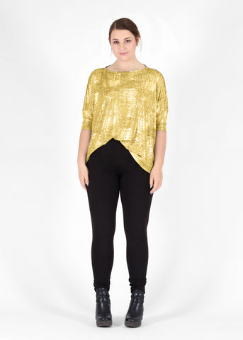 Kendall Top - Gold