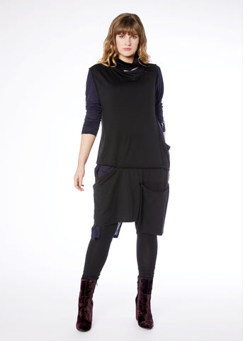 Connected Top - Black