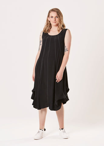 Lost Dress - Black Pearl