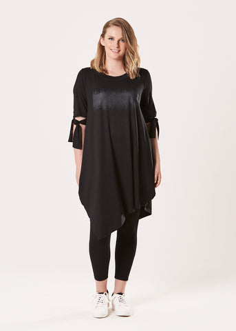 Vivienne Top - Black Coal