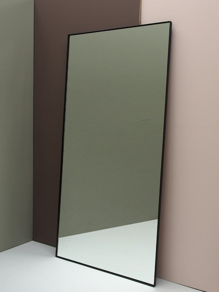 Rectangular Leaning Mirrors