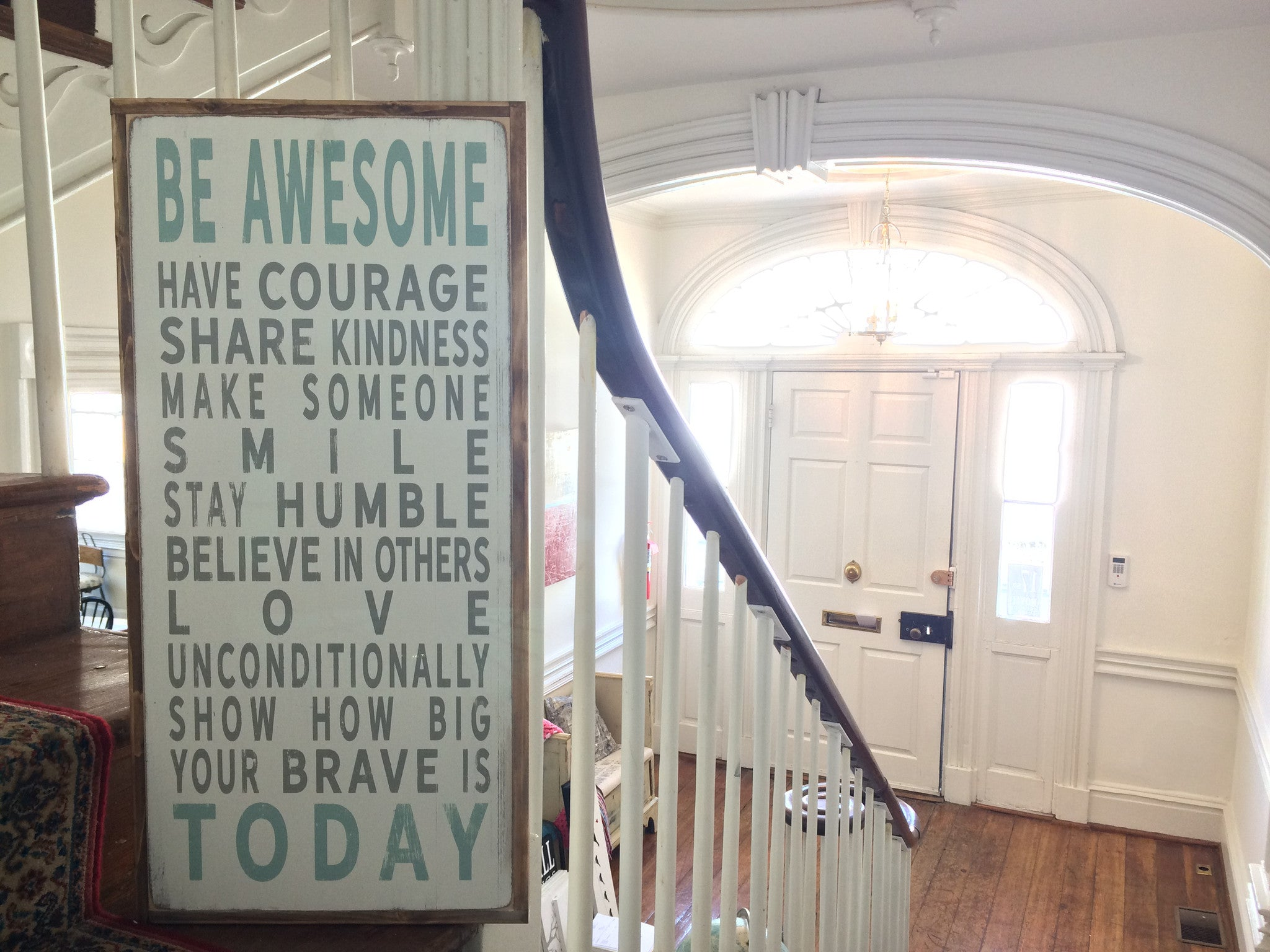 What Being Awesome Means to Us