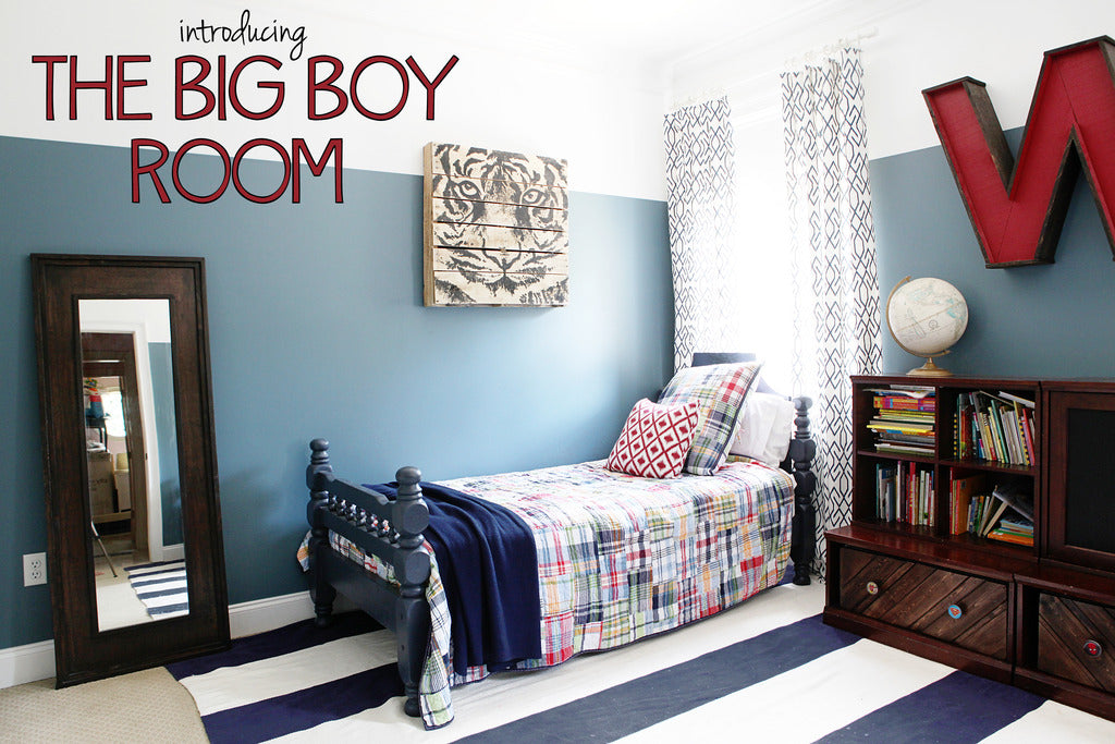What 39 s inspiring me wednesday favorite links barn owl for Bedroom ideas 8 year old boy