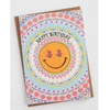 NEW Happy Birthday Smiley Greeting Card