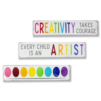 creativity takes courage bundle