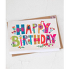 NEW Happy Birthday Greeting Card