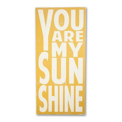 you are my sunshine - large - Barn Owl Primitives  - 1