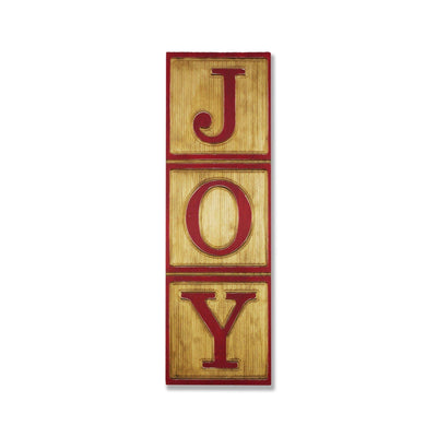 Joy - Christmas Sign