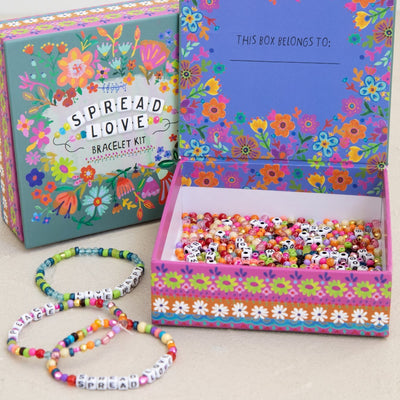 Spread Love Beaded Bracelet Kit