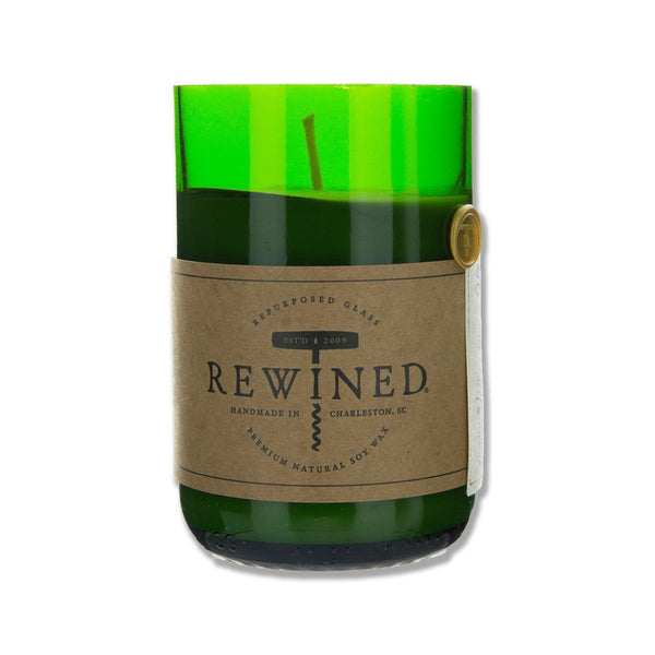 Rewined - Mimosa (seasonal) candle with fabulous gift packaging! ready for gift giving. great smelling candle that you will fall in love with right away!