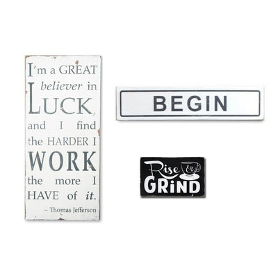 Great Believer In Luck - Office Bundle