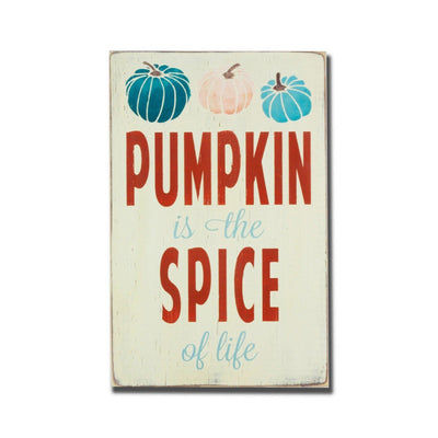 Pumpkin Spice - Blue - Barn Owl Primitives  - 1