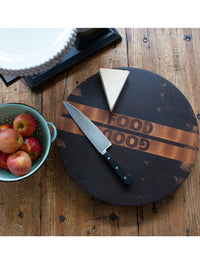 Good Food End Grain Butcher Block